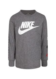 Nike Little Boys Logo Graphic T-Shirt