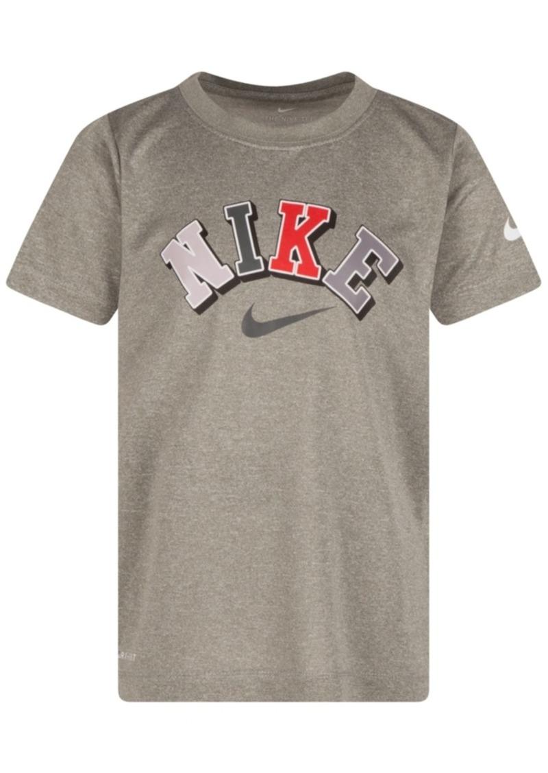 Nike Toddler Boys Logo-Print T-Shirt