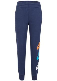 Nike Toddler Boys Multi-Color Fleece Jogger Pants