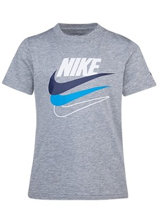 Nike Little Boys Multi-Swoosh Logo T-Shirt