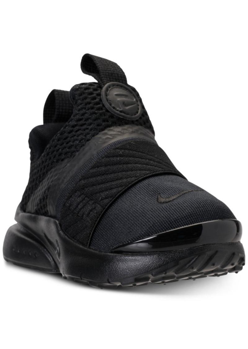 7419ffa0c14b Nike Nike Toddler Boys  Presto Extreme Running Sneakers from Finish ...