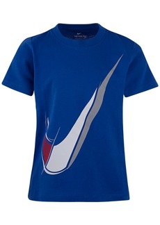 Nike Toddler Boys Swoosh Logo Cotton T-Shirt