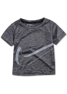 Nike Toddler Boys Swoosh-Print T-Shirt