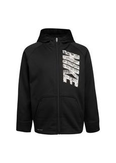 Nike Little Boys Therma Fleece Full-Zip Hoodie