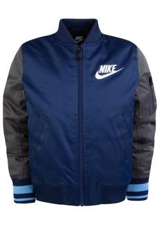 Nike Little Boys Varsity Bomber Jacket