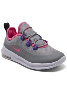 Nike Toddler Girls Air Max Axis Slip-On Casual Sneakers from Finish Line