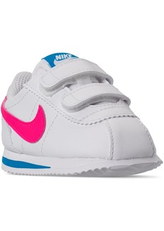 Nike Toddler Girls Cortez Basic Sl Casual Sneakers from Finish Line