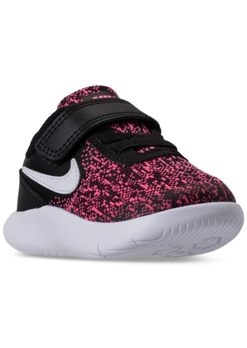 98b5aa5c1ae38 Nike Nike Toddler Girls  Flex Contact Running Sneakers from Finish ...