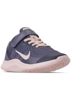 ab15179f1b8 Nike Toddler Girls  Flex Run 2018 Adjustable Strap Running Sneakers from Finish  Line