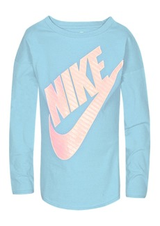 Nike Toddler Girls Futura-Graphic T-Shirt