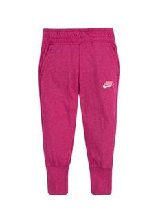 Nike Toddler Girls Jersey Essentials Joggers