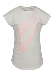 Nike Toddler Girls Logo-Print T-Shirt