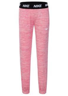 Nike Toddler Girls Logo-Waist Pants