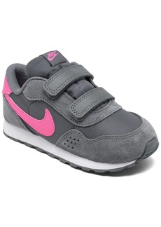 Nike Toddler Girls Md Valiant Stay-Put Casual Sneakers from Finish Line