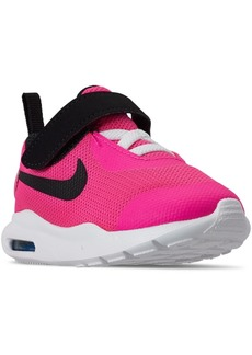 Nike Toddler Girls Oketo Air Max Stay-Put Casual Sneakers from Finish Line