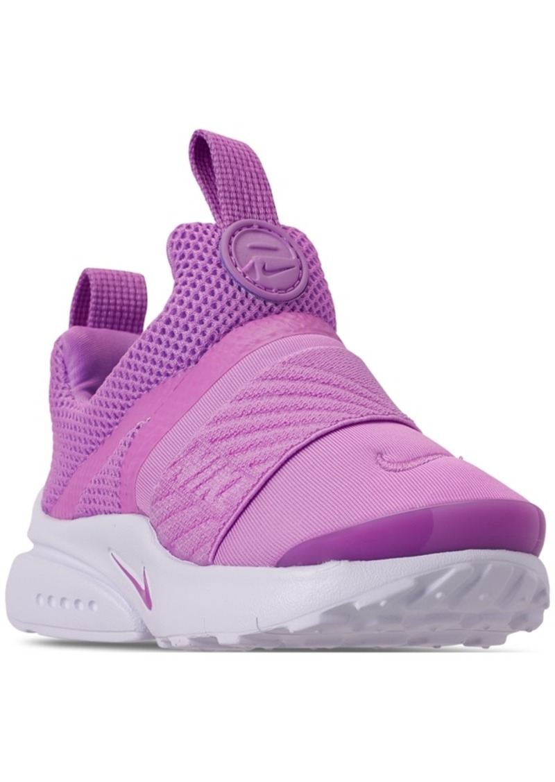 size 40 1cfd2 e9f6a Nike Toddler Girls  Presto Extreme Running Sneakers from Finish Line