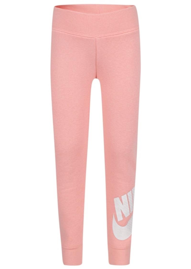 Nike Little Girls Futura Fleece Jogger Pants