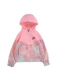 Nike Toddler Girls Sportswear Windrunner Jacket
