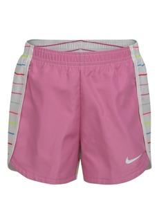 Nike Little Girls All Over Print Sprinter Shorts