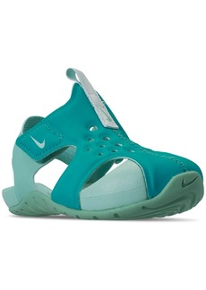 8ab94bd5492b Nike Toddler Girls  Sunray Protect 2 Sandals from Finish Line