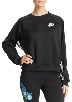 Nike Track Stripe Sweatshirt