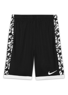 Nike Trophy Big Boys Printed Training Shorts