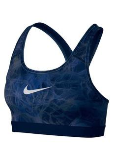 Nike Tulle Mesh Sports Bra
