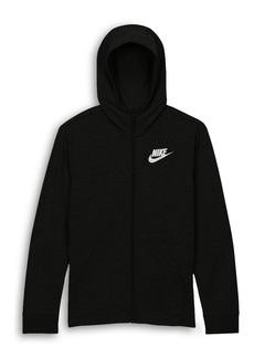 Nike Unisex Sportswear Zip Up Hoodie - Big Kid