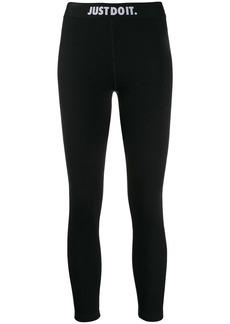 Nike W Ribbed JDI Leggings