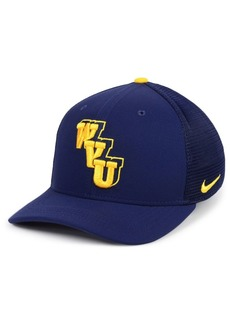 Nike West Virginia Mountaineers Col Aro Swooshflex Cap
