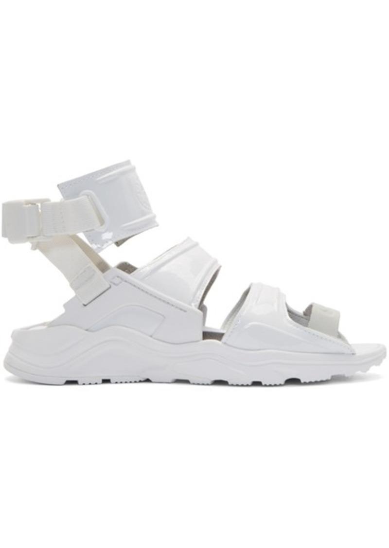 b37f992a744 Nike Nike White Air Huarache Gladiator Sandals