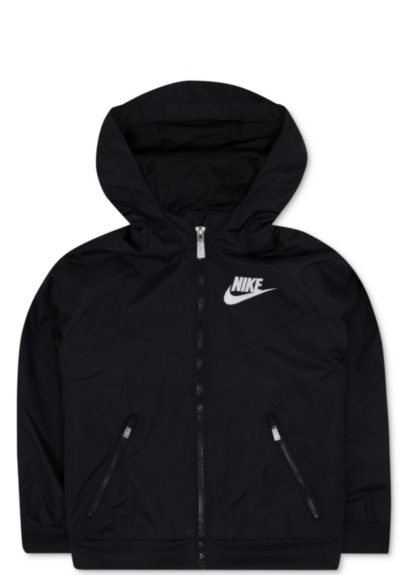 Nike Windrunner Hooded Colorblocked Jacket 5f75bf7ba