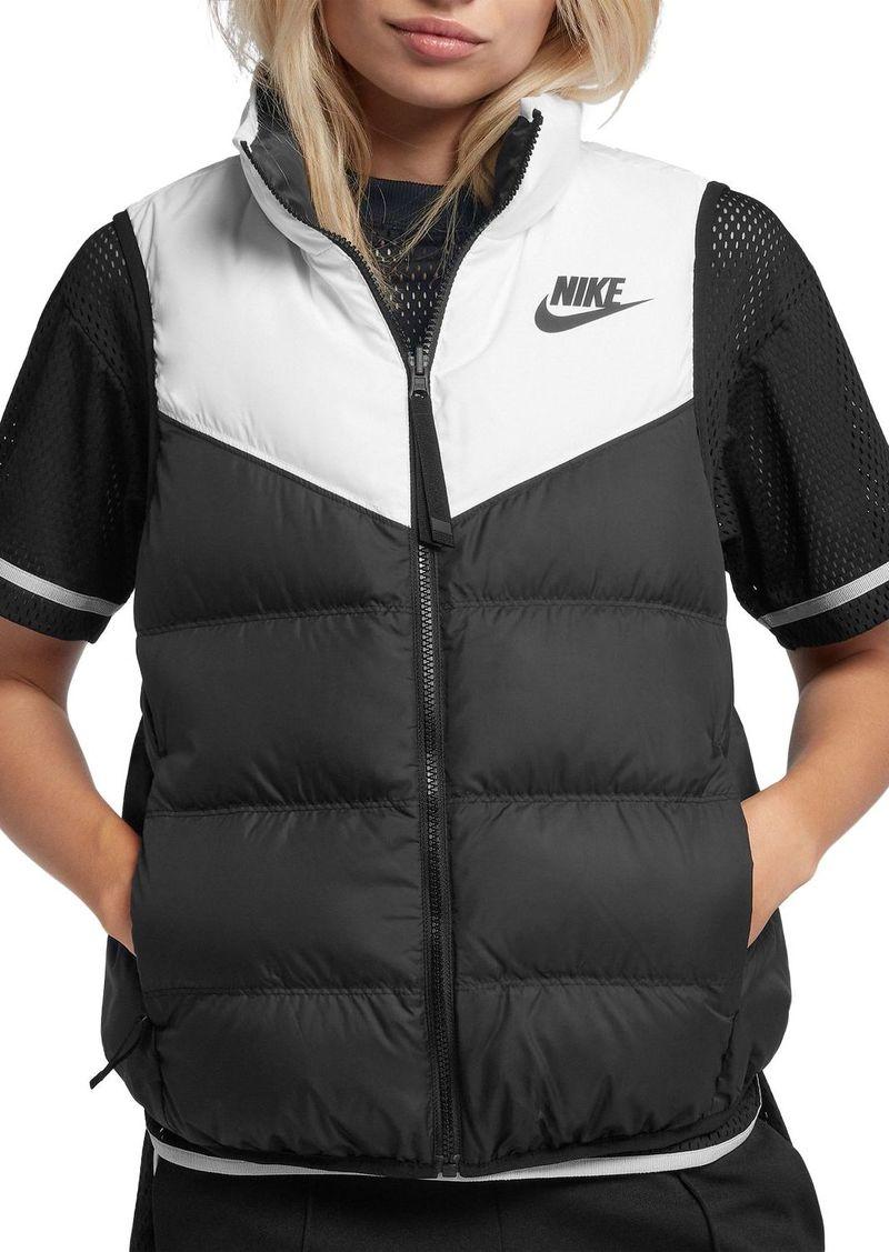 Nike Windrunner Reversible Down Puffer Vest