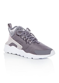 Nike Women's Air Huarache Run Ultra Lace Up Sneakers