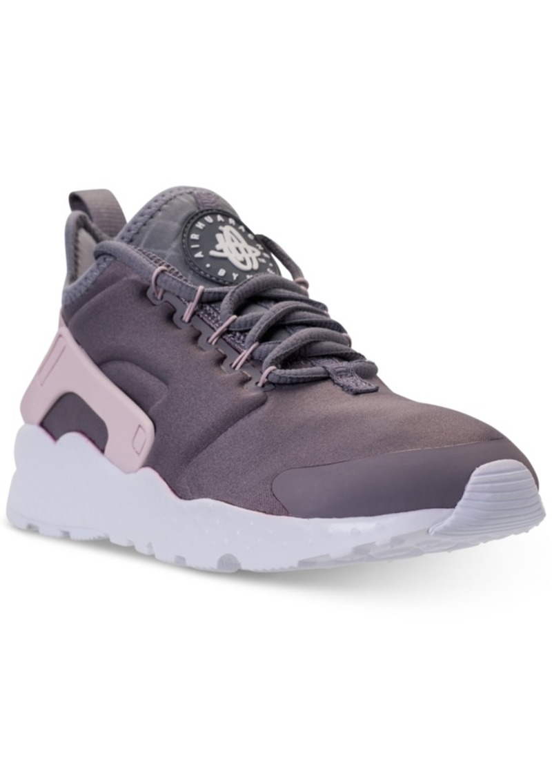 a40a11cea22d6 Women s Air Huarache Run Ultra Running Sneakers from Finish Line. Nike