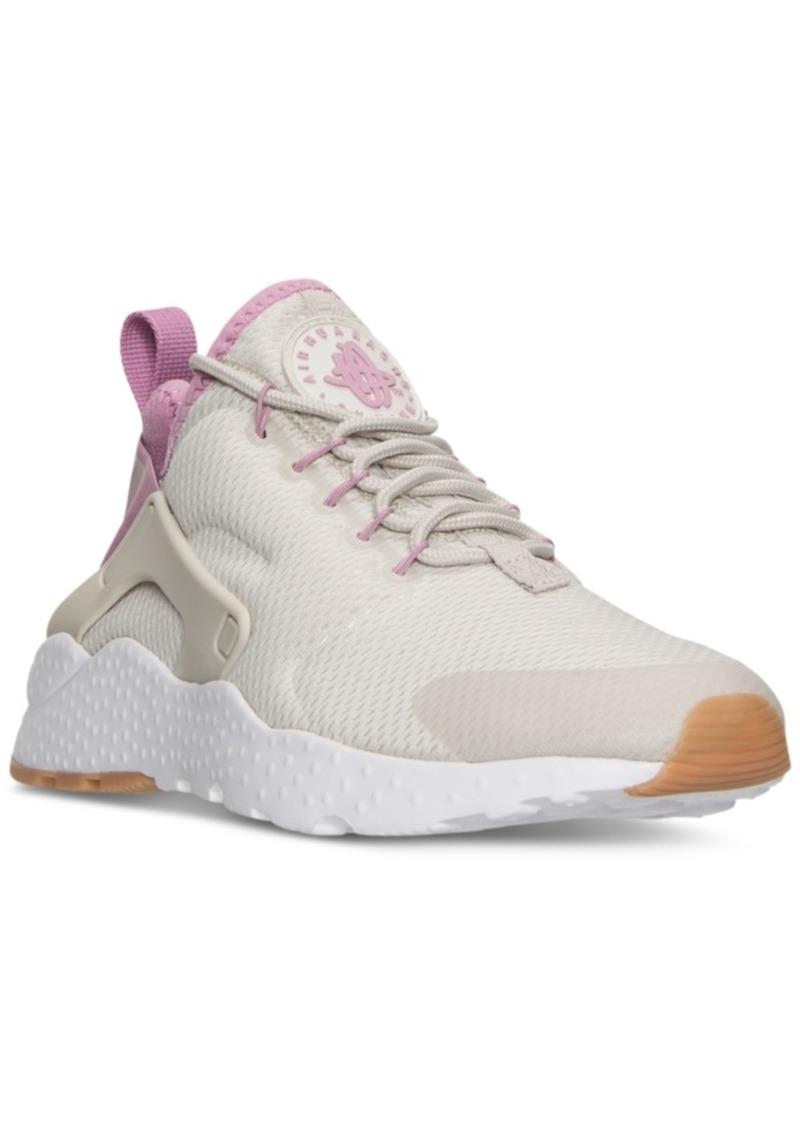 online store 8189f 6cb70 Nike Women s Air Huarache Run Ultra Running Sneakers from Finish Line