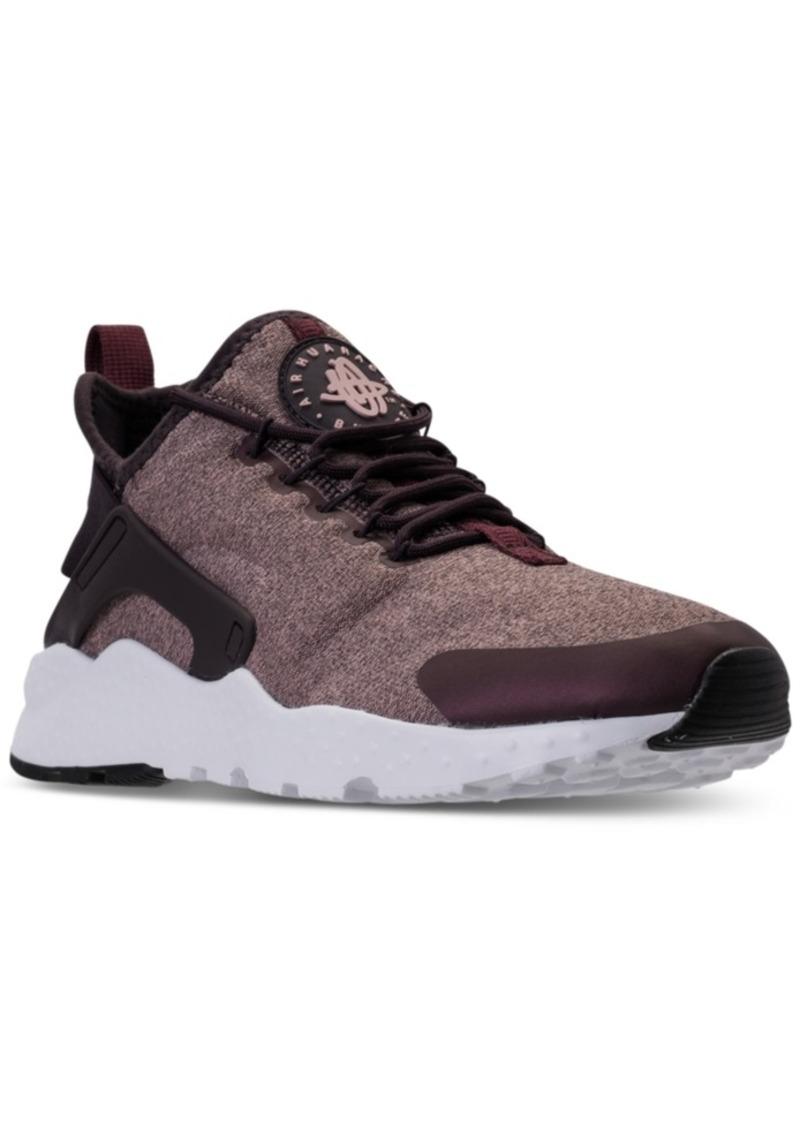 b0fda58acfe3 Nike Women s Air Huarache Run Ultra Se Running Sneakers from Finish Line