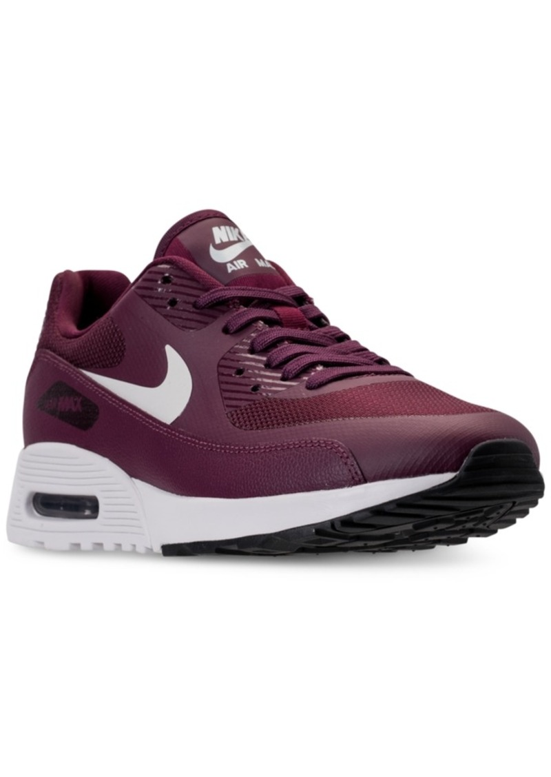 lowest price 56108 4c88e Women's Air Max 90 Ultra 2.0 Running Sneakers from Finish Line