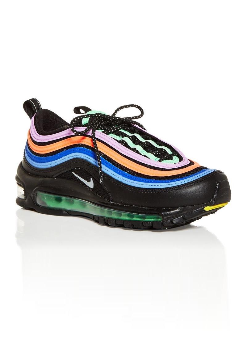 Nike Women's Air Max 97 Low Top Running Sneakers