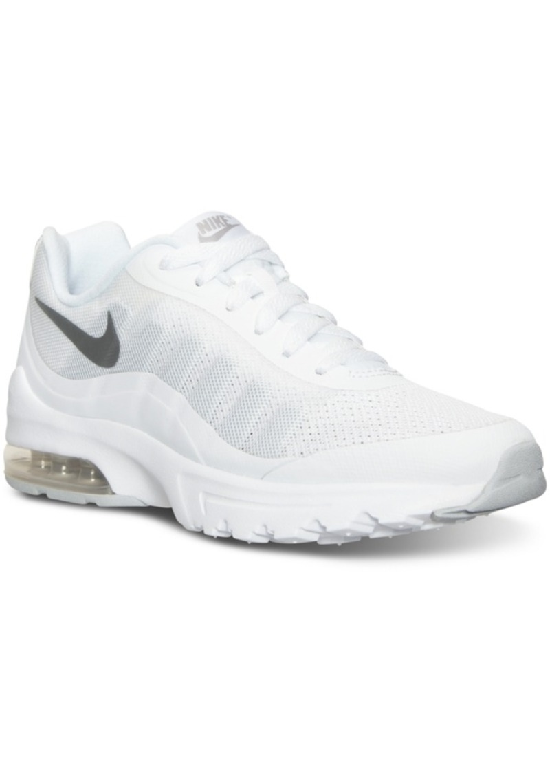 competitive price 90d27 61df6 Nike Women s Air Max Invigor Running Sneakers from Finish Line