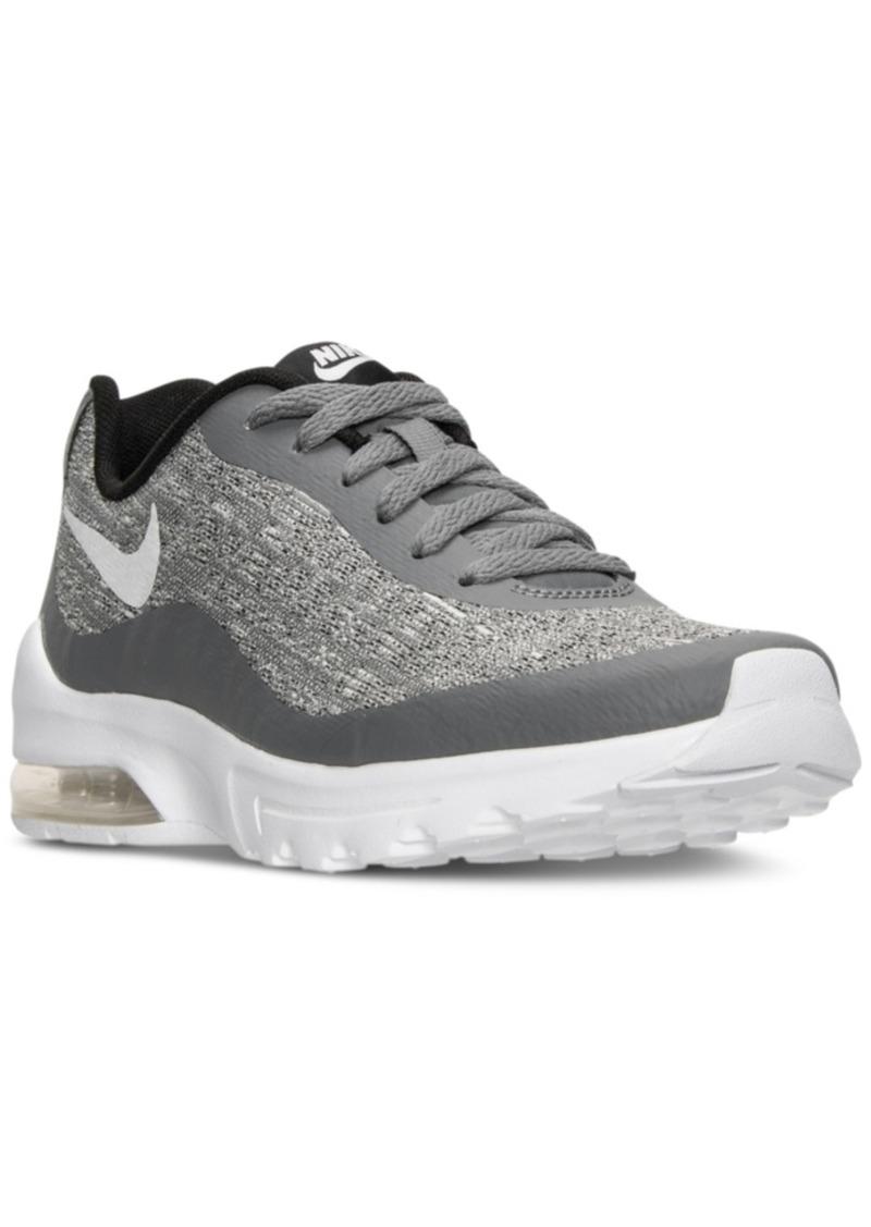 Nike Nike Women s Air Max Invigor Wvn Running Sneakers from Finish ... 1f79fad68