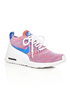 Nike Women's Air Max Thea Ultra FlyKnit Lace Up Sneakers