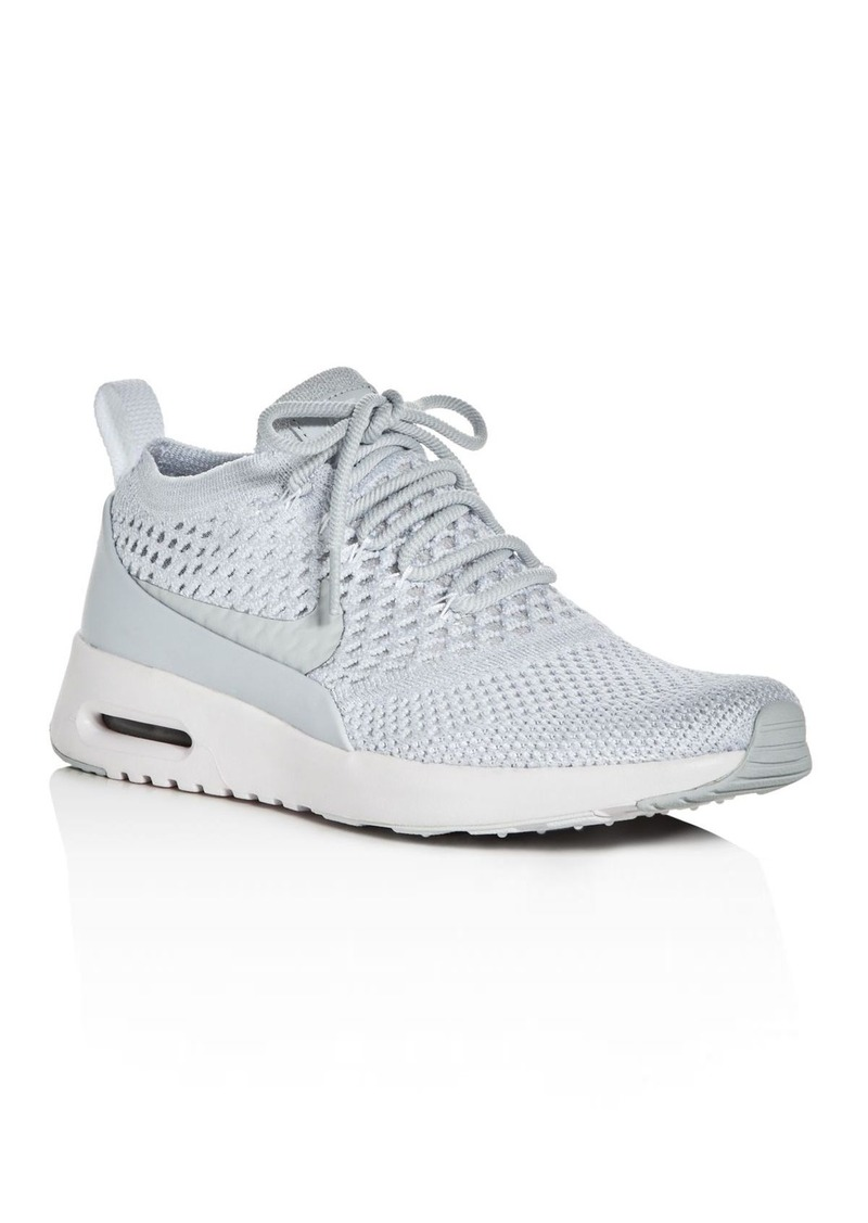 On Sale today! Nike Nike Women s Air Max Thea Ultra FlyKnit Lace Up ... 34ce5d68d