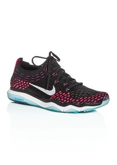 Nike Women's Air Zoom Fearless Flyknit Lace Up Sneakers