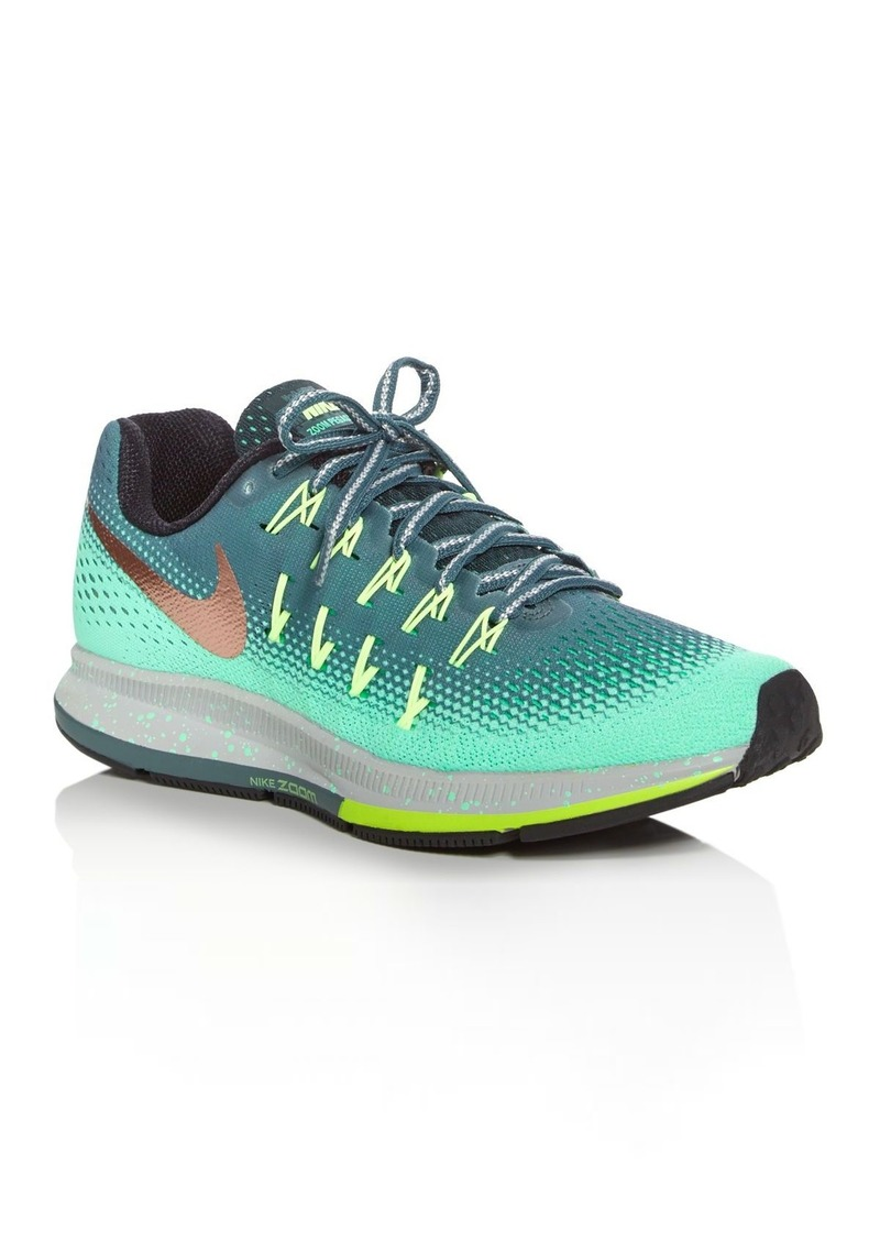 SALE! Nike Nike Women's Air Zoom Pegasus 33 Shield Lace Up ...
