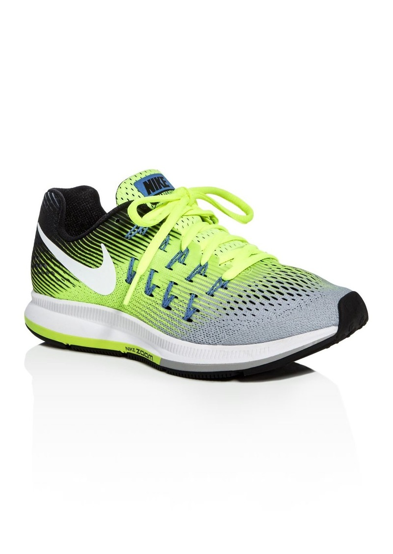 new concept 38262 6d9f7 Nike Women s Air Zoom Pegasus Lace Up Sneakers