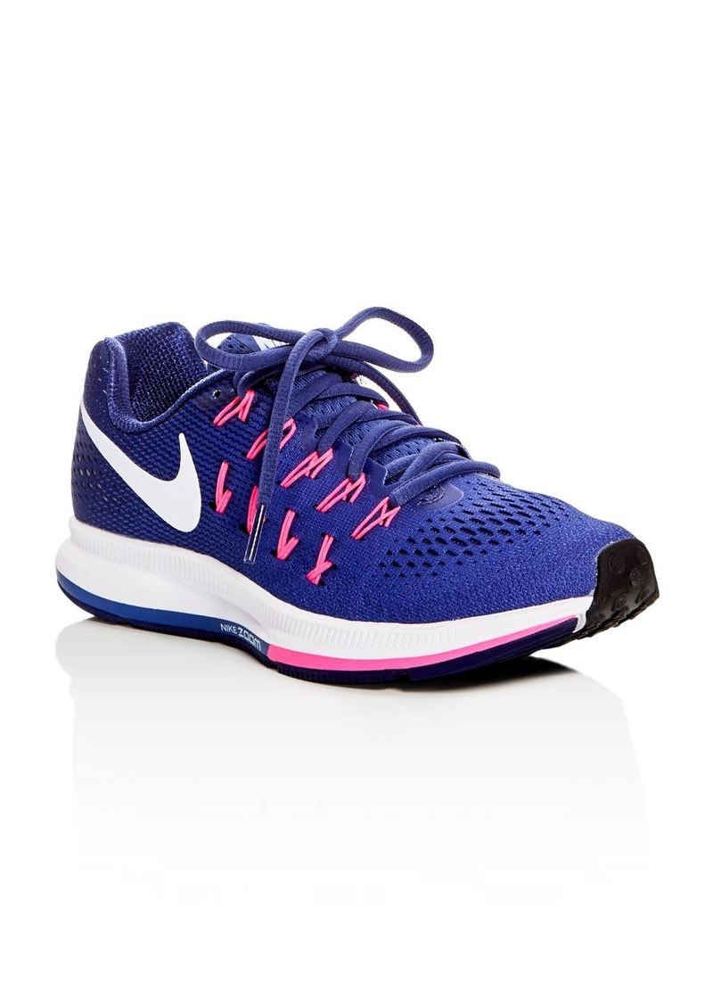 7f3f368140f7 Nike Nike Women s Air Zoom Pegasus Lace Up Sneakers
