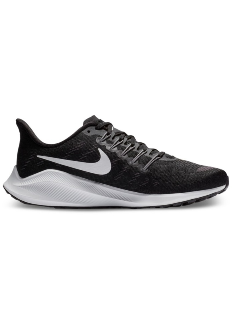 Nike Women's Air Zoom Vomero 14 Wide Width Running Sneakers from Finish Line