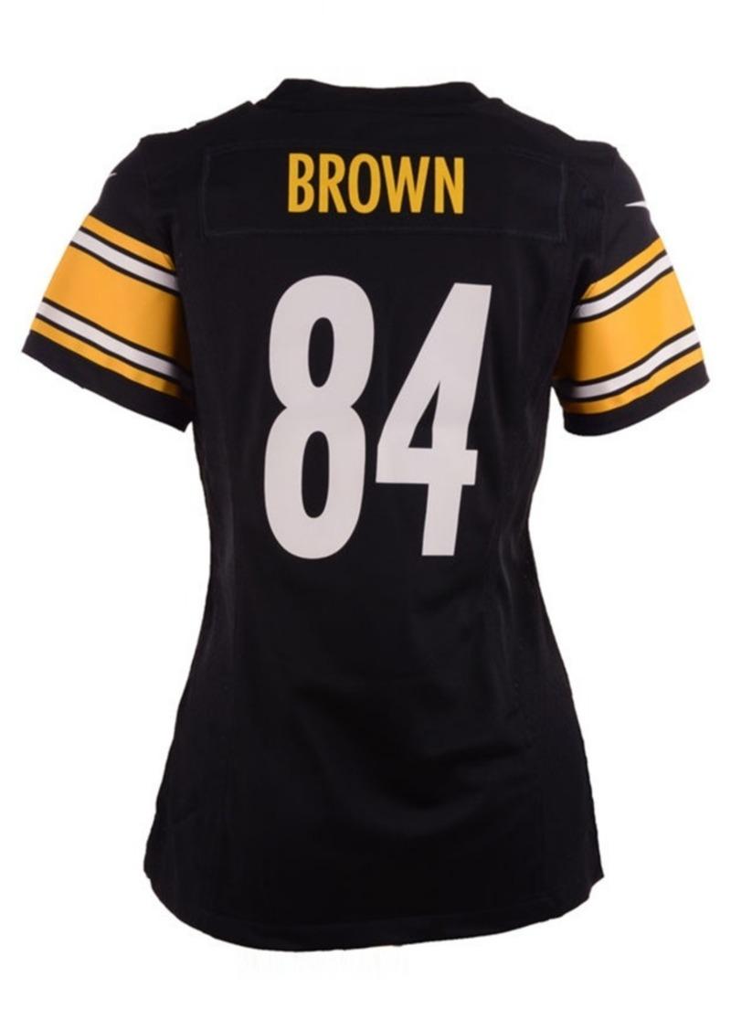 Nike Women's Antonio Brown Pittsburgh Steelers Game Jersey