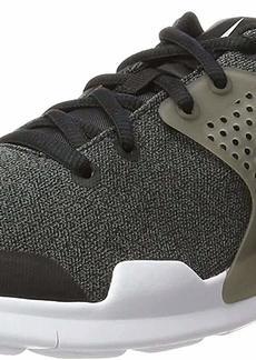 Nike Men's Arrowz Sneaker Black/White-Dark Gray  Regular US